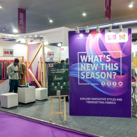 Yarn, Fabric and Accessories Trade Show 2019, Ludhiana