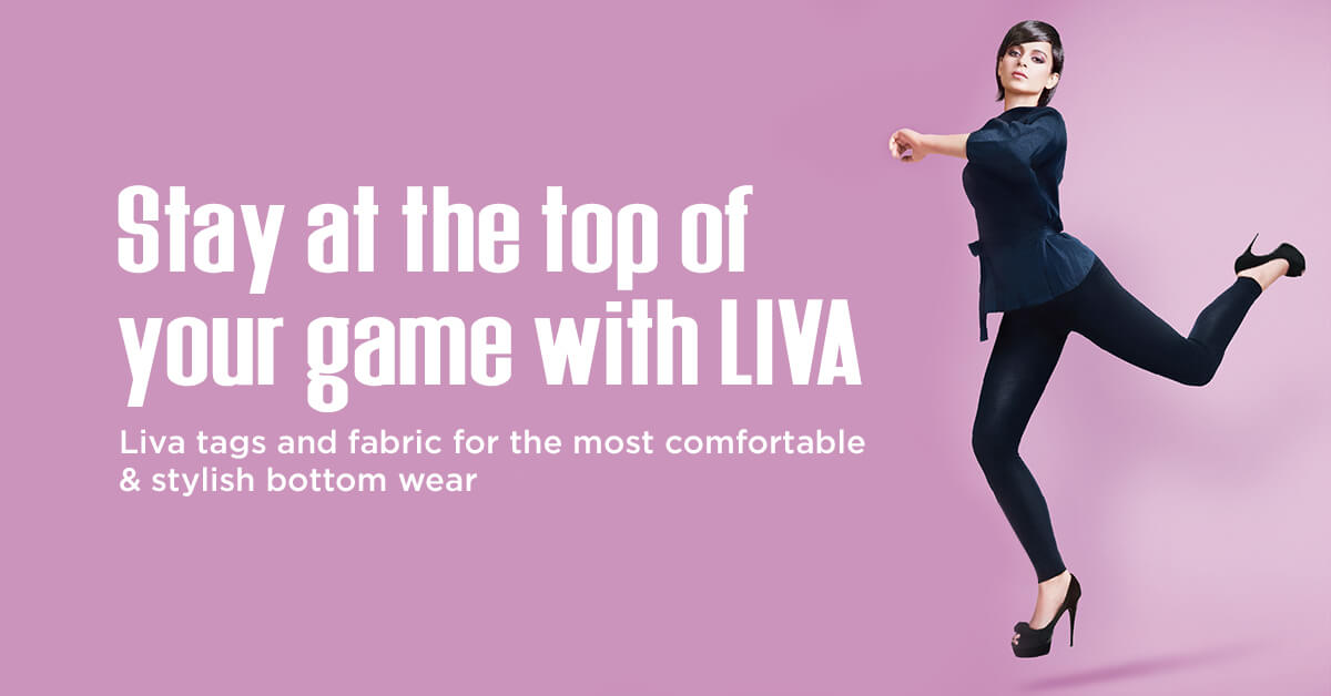 STAY AT THE TOP OF YOUR GAME WITH LIVA